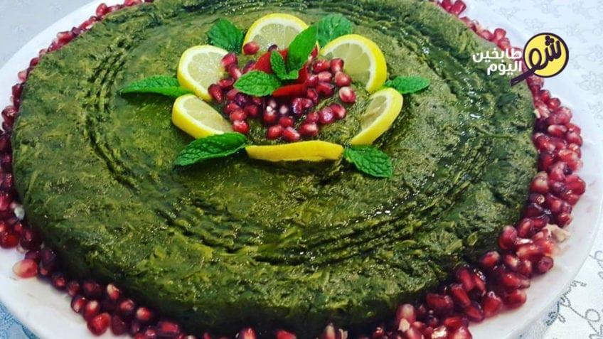 هندبة_علت_هندباء_أطباق_نباتية_وصفات