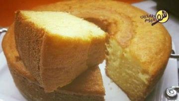 طريقة_تحضير_الكيكة_الذهبية_كيك_سهل_وصفات_وصفة_شو_طابخين_اليوم