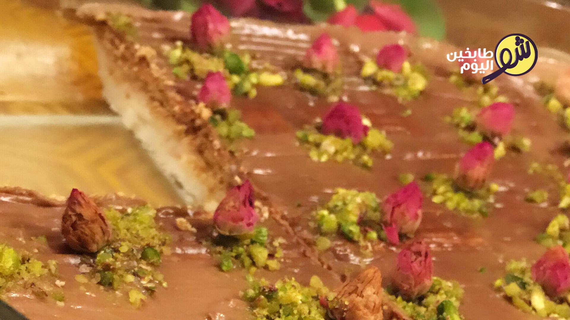 ليالي لبنان مع النوتيلا شو طابخين اليوم