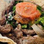 شاورما-لحمة