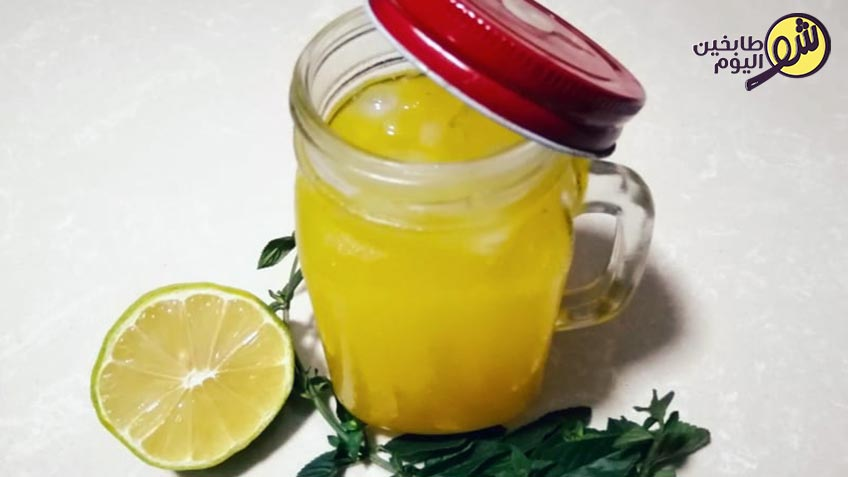 الليموناضة-مع-البرتقال_شو_طابخين_اليوم