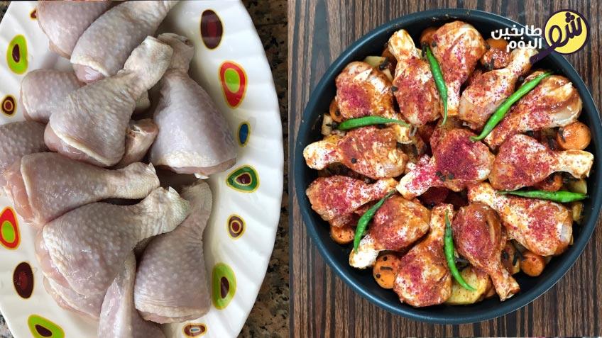 دجاج-بالفرن-شو-طابخين-اليوم-1