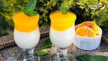 المهلبية-بالبرتقال--شو-طابخين-اليوم
