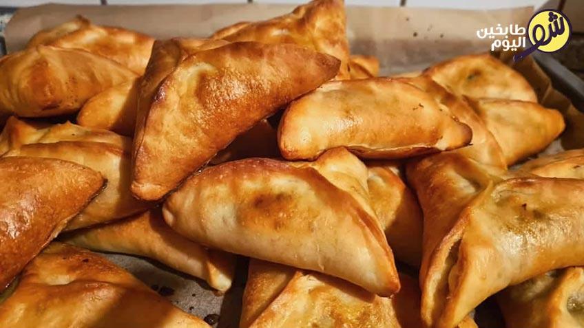فطاير-سبانخ-شو طابخين اليوم
