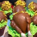 فراولة-بالشوكولا-على-شكل-الديك-الرومي-شو طابخين اليوم