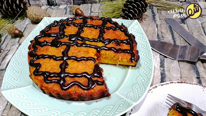 كيك-الشوفان-شو طابخين اليوم