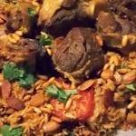 مقلوبة-الباذنجان-شو طابخين اليوم