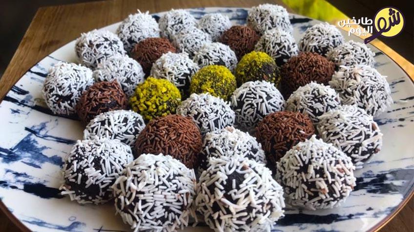 طريقة-عمل-كرات-الشوكولا-شو-طابخين-اليوم